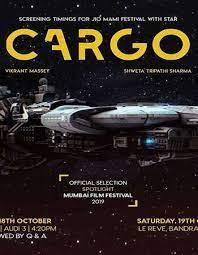 Cargo (2019) (Hindi)