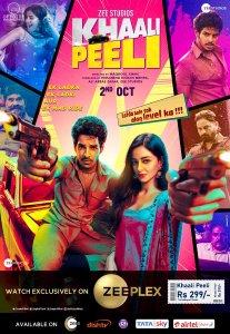 Khaali Peeli (2020) (Hindi)