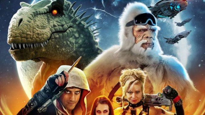 Download Movie monster force zero