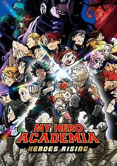 My Hero Academia Heroes Rising (2019)