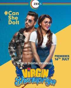 Virgin Bhanupriya (2020) (Hindi)
