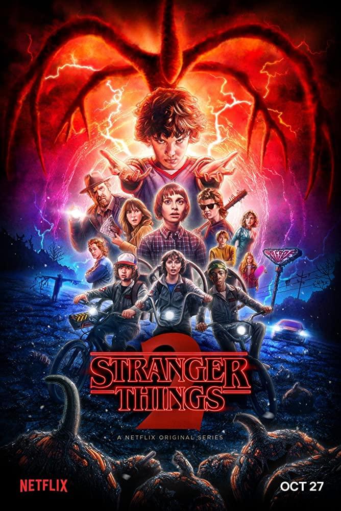 Stranger Things Season 2,3 All Episodes