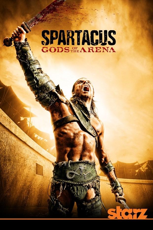 Spartacus Gods of the Arena Season 1 Download